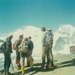 Strahlhorn vanuit de Brittania - 1970
