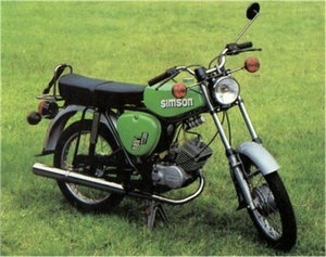 Simson S51B1-3  1984