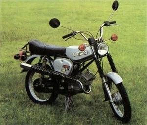 Simson S51E 1984