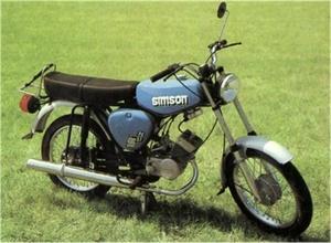 Simson S51N  1984