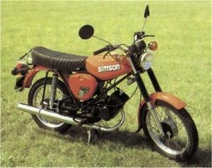SimsonS70C  1984