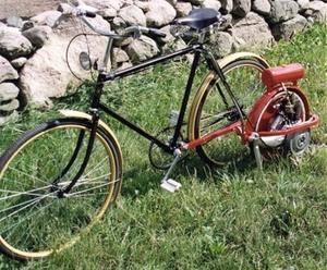 Smith Motor Wheel .