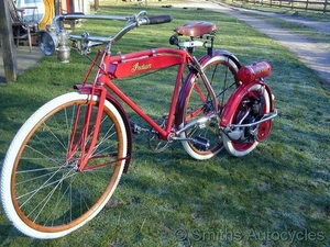 Smith Motor Wheel 1915