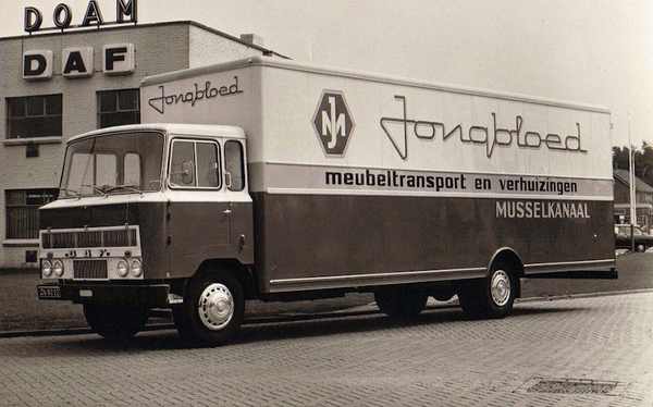 DAF JONGBPOED MUSSELKANAAL (NL)