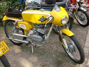 Moto Transini Export Super 4V