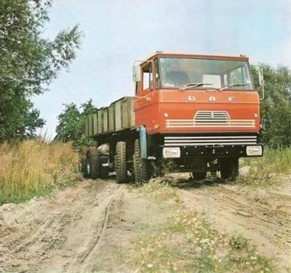 DAF-2200 8X4