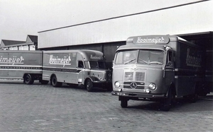 Mercedes-Benz Hooimeijer Barendrecht (NL)
