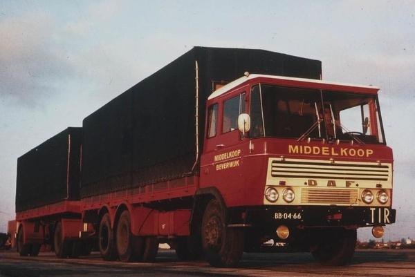 DAF-2600DP MIDDELKOOP BEVERWIJK (NL)