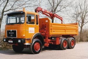 M.A.N-DIESEL 6x6 VERMEULEN (NL)