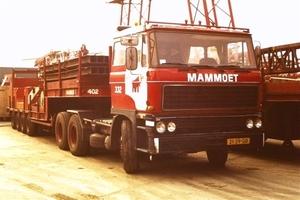 DAF-2800 MAMMOET BREDA (NL)