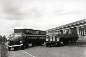 Scania en Volvo