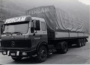 MERCEDES-BENZ  FERCAM (I)