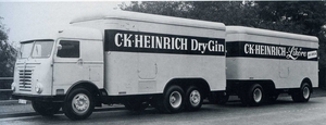 BUSSING.C.K.HEINRICH Dry Gin (D)