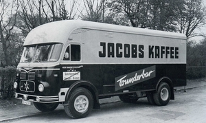 HENSCHEL HS16TL JACOBS KAFFEE BREMEN (D)