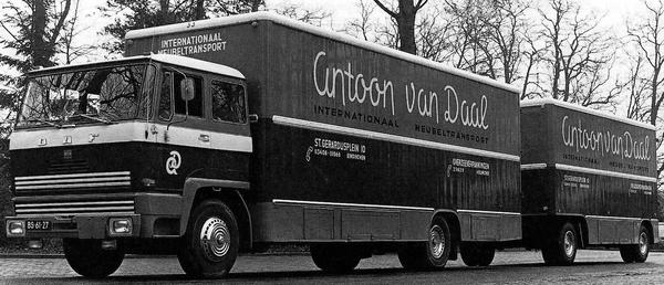 DAF-1600 ANTOON van DAAL EINDHOVEN (NL)