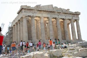 Griekenland - Athene - Acropolis