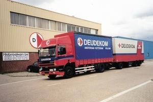 DAF-85 DEUDEKOM AMSTERDAM (NL)
