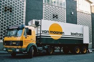 MERCEDES-BENZ van Maanen Barneveld (NL)