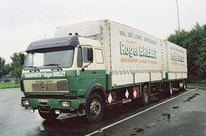 MERCEDES-BENZ  ROGER BRELET (F)