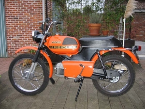 Kreidler Florett Cross 1975