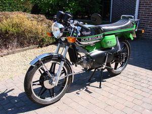 Kreidler Florett RS Electronik 1977