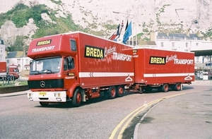 MERCEDES-BENZ BREDA TRANSPORT BREDA (NL)