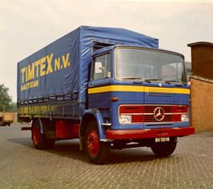 MERCEDES-BENZ TIMTEX n.v AMSTERDAM (NL)