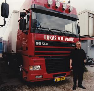 Lucas van  der Velde