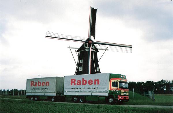 DAF-95 RABEN WINTERSWIJK  (NL)
