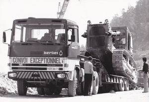 berliet tr TR 6x4 (F)