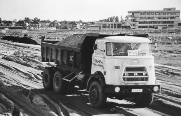 DAF 6x6 MOURIK N.V GROOT AMMERS (NL)