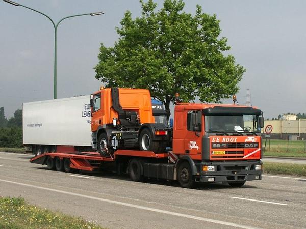 DAF-95 De Rooy SON (NL)
