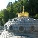 Indrukwekkende kroon op de kerk