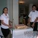 Speciale taart voor Ziekenzorg
