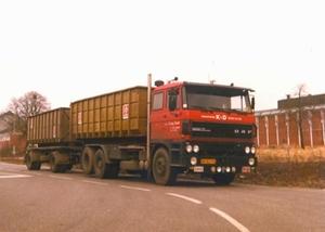 DAF 2800 combi