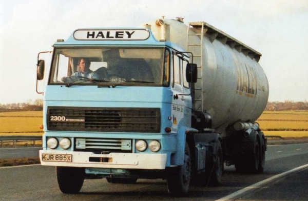 DAF-2300 HALEY BROS LDT (GB)