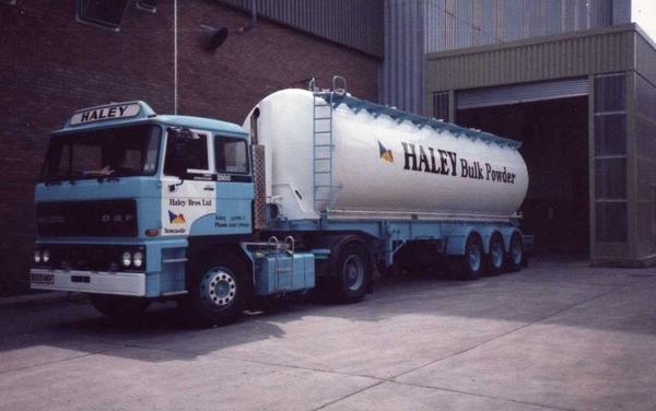 DAF-2800 HALEY (GB)