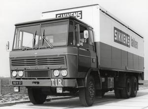 DAF-2600 SIKKENS SASSENHEIM (NL)