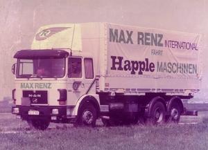 M.A.N-DIESEL 6x2 MAX RENZ (D)