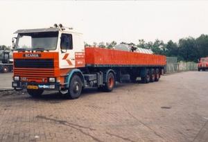 Scania 142 M