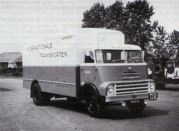 DAF-2000DO GTW