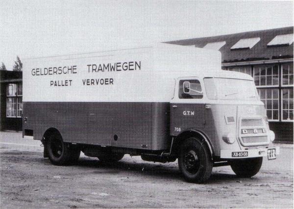 DAF-1200 GTW