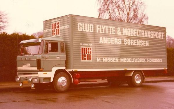 DAF 1600 GLUD FLYTTE (DK)