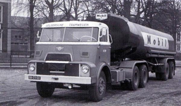 DAF-2000DO GTW