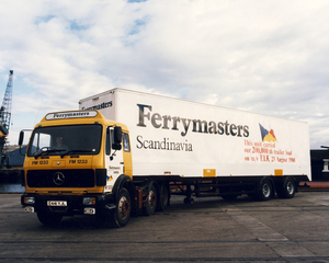 MERCEDES-BENZ FERRYMASTERS (GB)