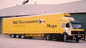 MERCEDES-BENZ P&O FERRYMASTERS (GB)