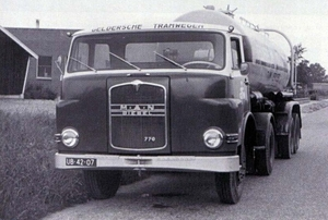 M.A.N-DIESEL 770 GTW