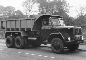 MAGIRUS-DEUTZ 6x6 (GB)