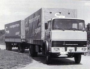 MAGIRUS-DEUTZ 179 GTW