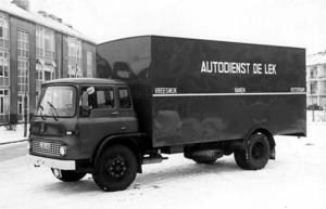 BEDFORD TK AUTODIENST DE LEK (NL)